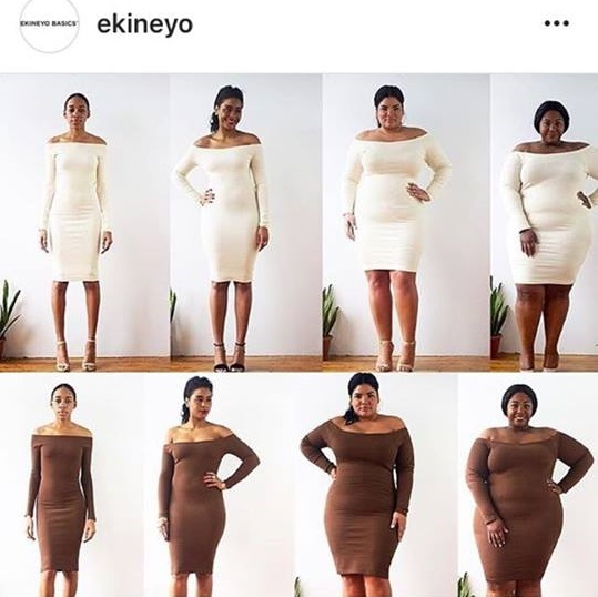 This Black-Owned Fashion Label Models Its Designs on Women of All Sizes