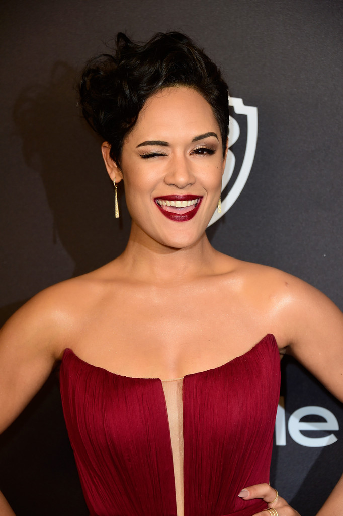 Boo Boo Kitty With Hair? Empire's Grace Gealey is Sporting a New Long 'Do