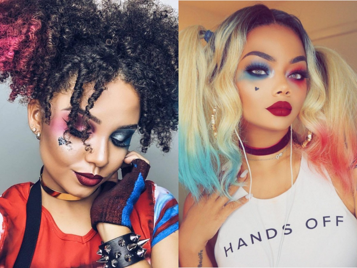 Black Women Are Cosplaying Harley Quinn And Slaying