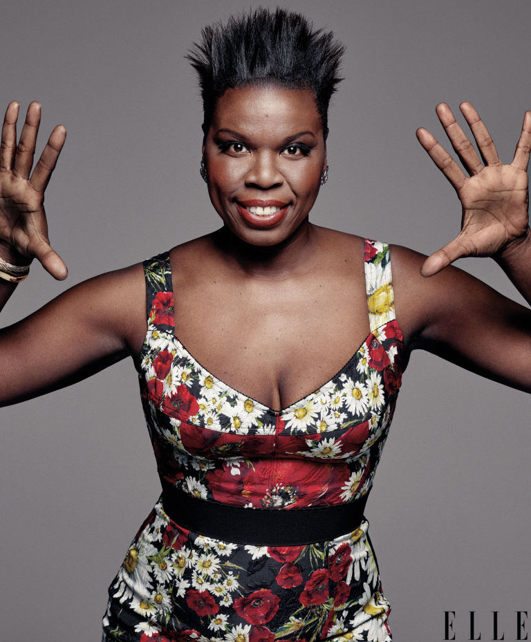 Black Men Rally Behind Leslie Jones with #BlackMenSupportLeslie