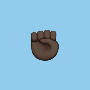 raised-fist-emoji-modifier-fitzpatrick-type-6