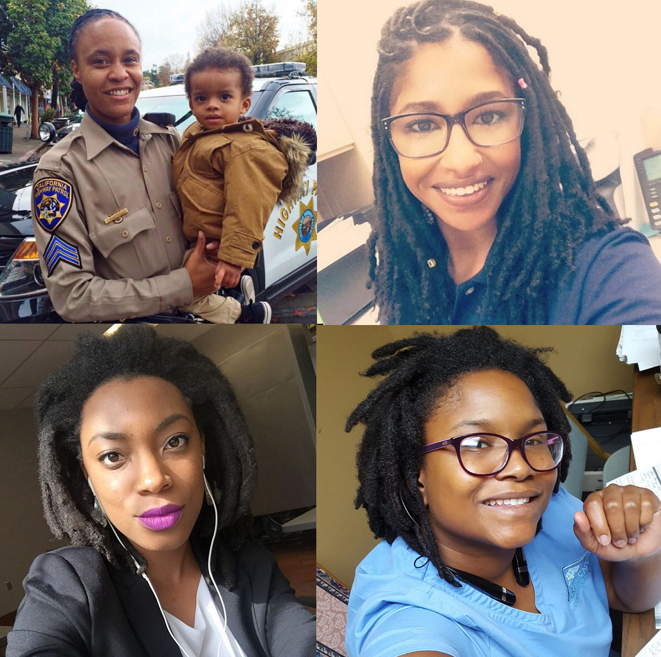 [Pics] Loc'ed Professionals Take to Instagram After Federal Court Rules Loc Discrimination Legal