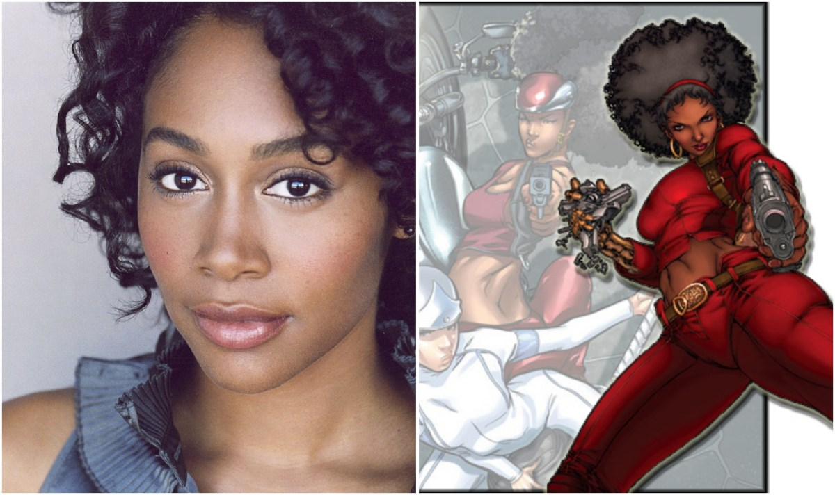 6 Things to Know About Simone Missick, Who Will Star as Marvel Superhero Misty Knight on Netflix