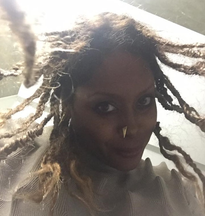 "Erykah Badu Posts IG Video Dancing in Her Underwear in Honor of ""Fluffy Cuff Season"""