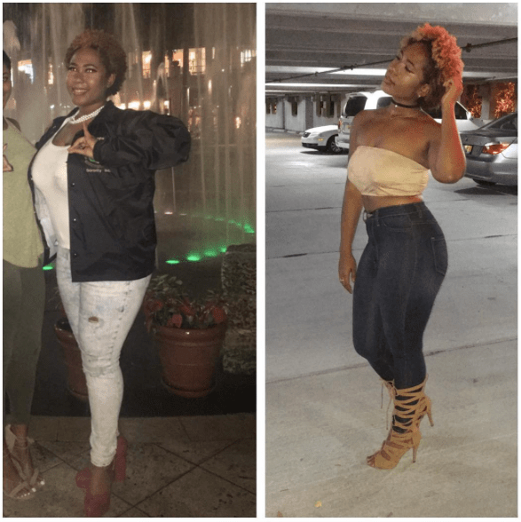 [Pics] Black Women Documenting their Weight Loss Journeys Online are Striving for #ThickFit Instead of Skinny