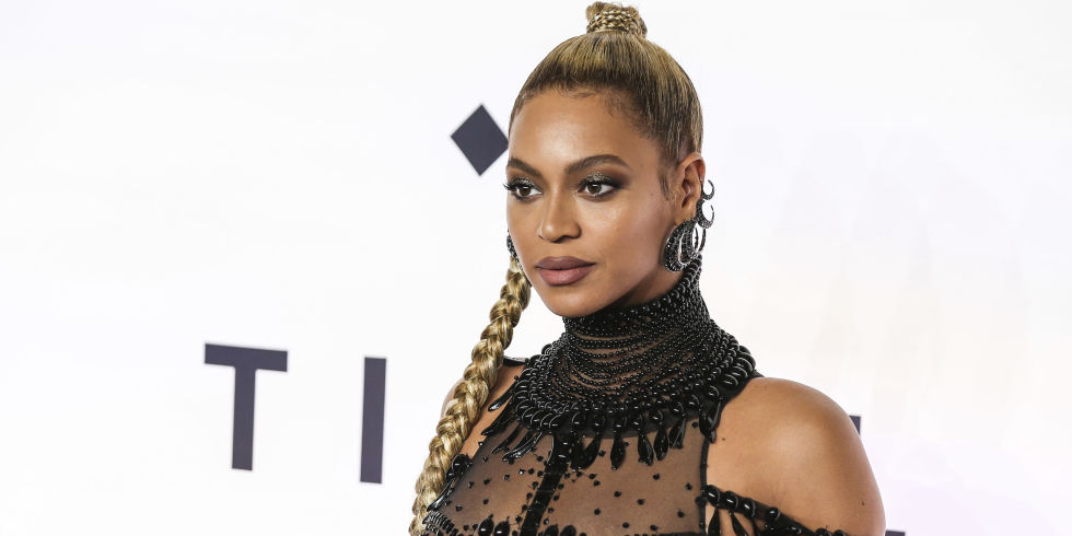 [Pics] Beyonce's Tidal Dress Was Designed to Mimic the African Tradition of Scarification