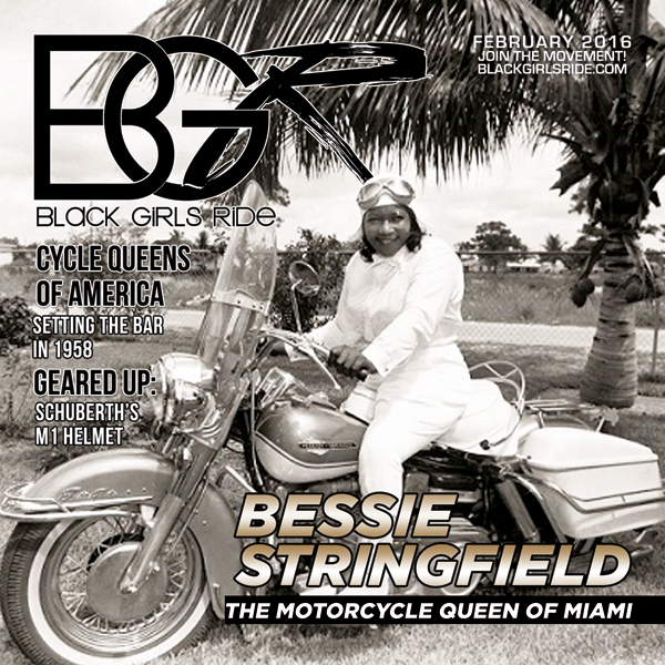 Black Girls Ride Magazine, Feb 2016