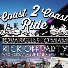 COAST 2 COAST KICKOFF PARTY - JUNE 15, 2016