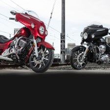 2017 Chieftain Elite & Chieftain Limited: Indian's Baddest Baggers