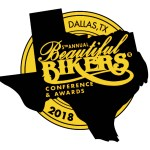 Beautiful Bikers Conference Pin