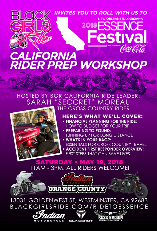 california rider prep flyer proof