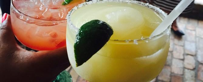 Margaritas from el Tiempo.