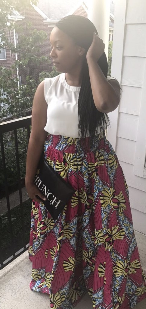 Issa Giveaway- The Outfit