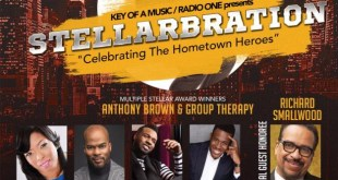 ANTHONY BROWN, JJ HAIRSTON, VASHAWN MITCHELL, RICHARD SMALLWOOD & RADIO ONE TEAM UP FOR FREE CONCERT