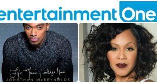Erica Campbell, Jonathan McReynolds/eOne Billboard Music Awards nods! | @eOneNashville