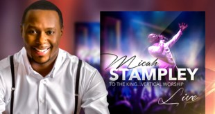 New Album by @MicahStampley Debuts at No. 2 on Billboard's Top Gospel Albums Chart