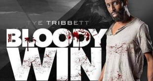 TYE TRIBBETT PREPS FOR LIVE RECORDING, THE BLOODY WIN  FRIDAY, MAY 6TH IN GREENVILLE, SOUTH CAROLINA