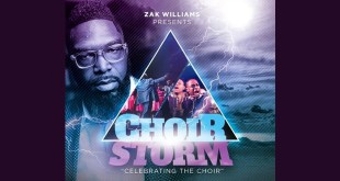 Choir Storm Radio Show with Zak Williams