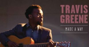 Travis Greene's Latest Single 'Made A Way' Hits Top Ten on Mediabase's Gospel Chart