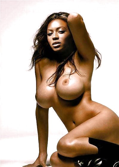 famous black actresses nude