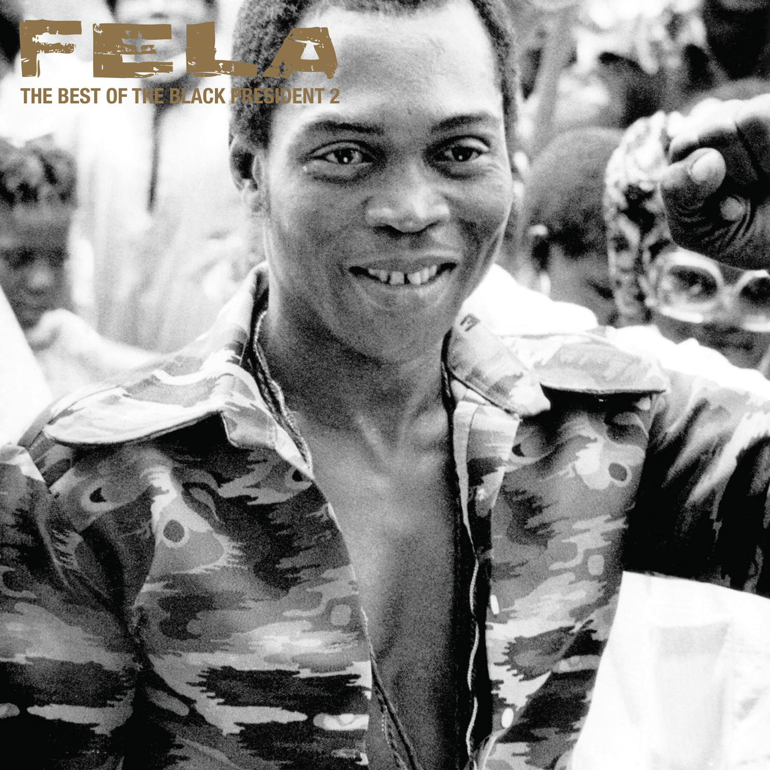 Fela Kuti Fela Kuti The Best Of The Black President 2