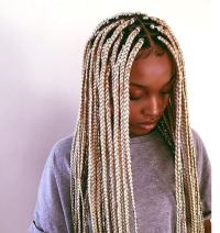 what type of hair for box braids why i gave in and got box ...