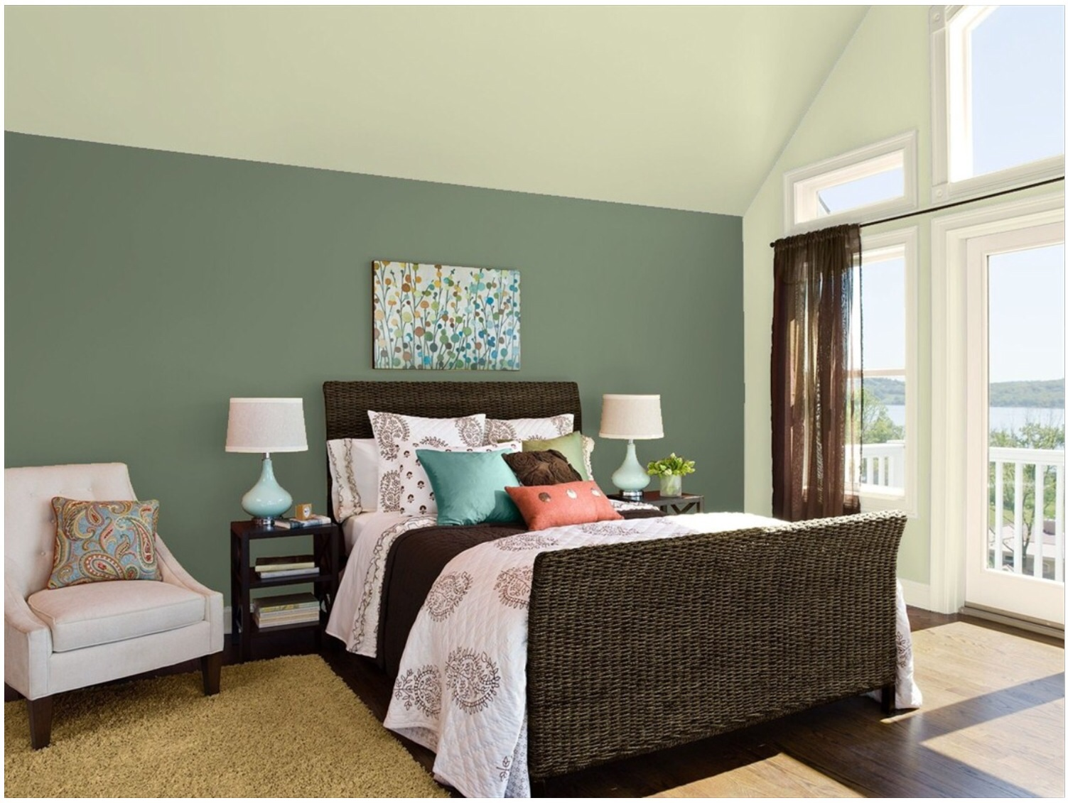 Bedroom Accent Colors 2015 Benjamin Moore Paint Color Of The Year Blackhawk