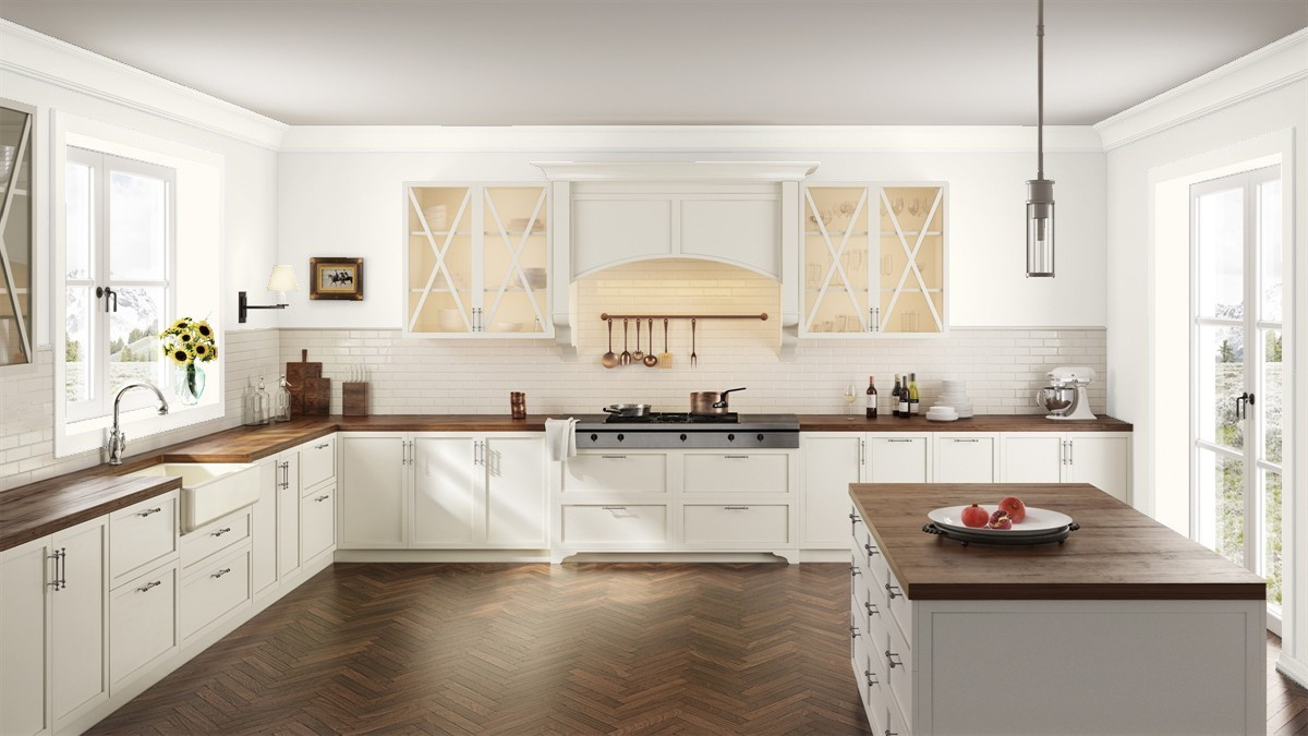 Paint Colors For Modern Farm House Interior Design