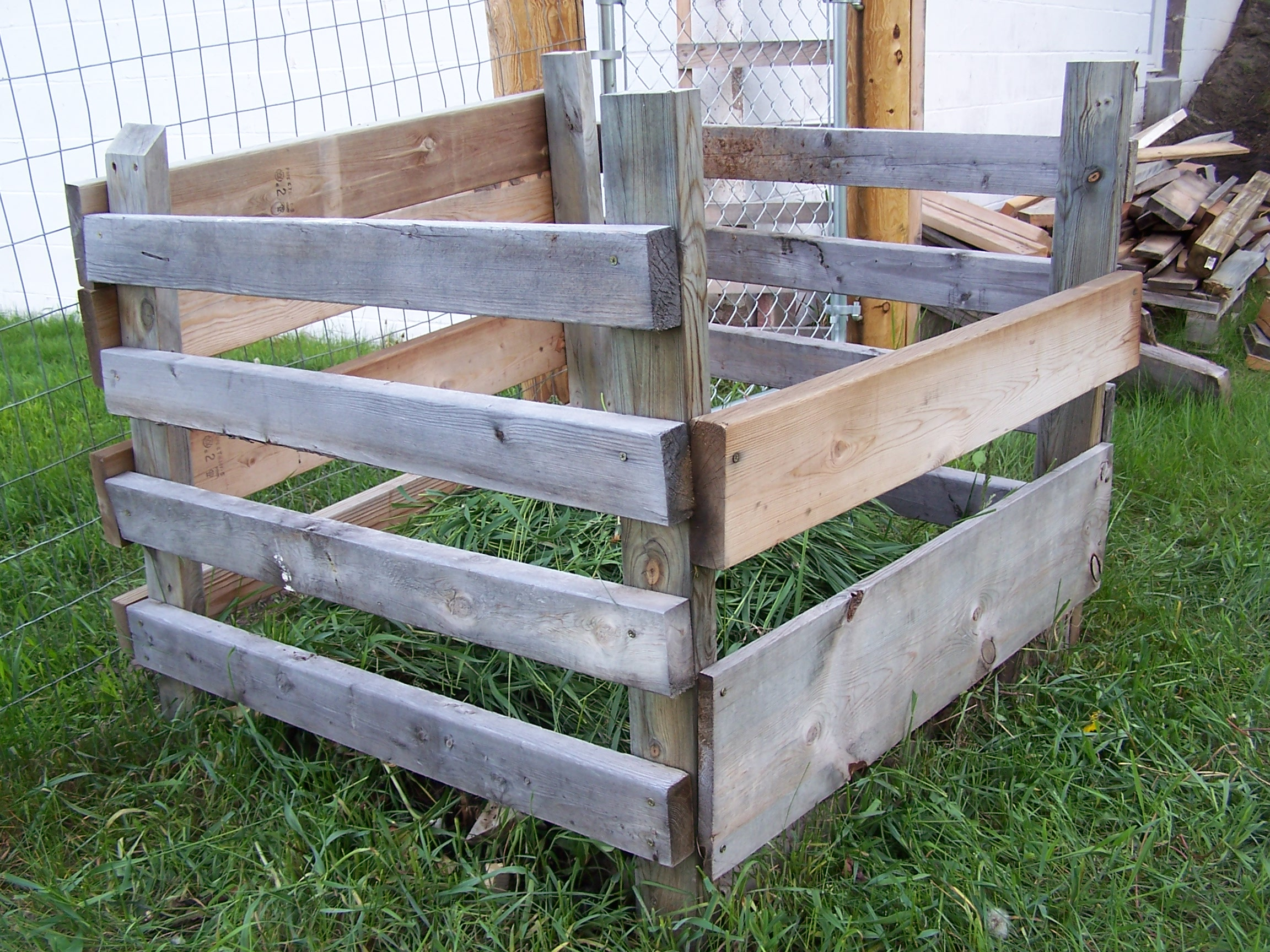 Diy Compost Bin Plans Homemade Compost Bin Wood Projects Pictures Diy Pdf Plans