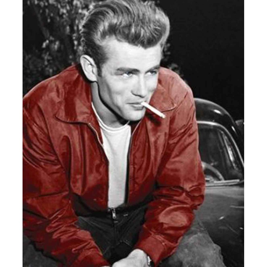 Run Weiss Schwarz Rebel Without A Cause James Dean Classical Red Jacket