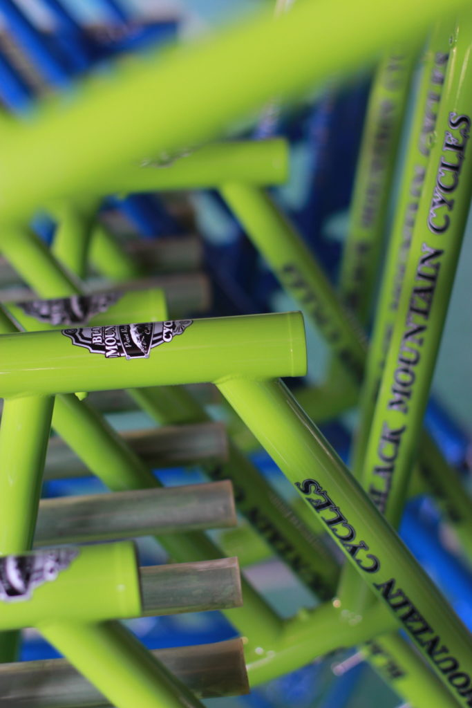 Monster Cross Frames - Black Mountain Cycles
