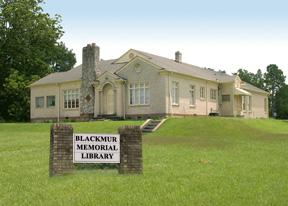 Blackmur Memorial Library