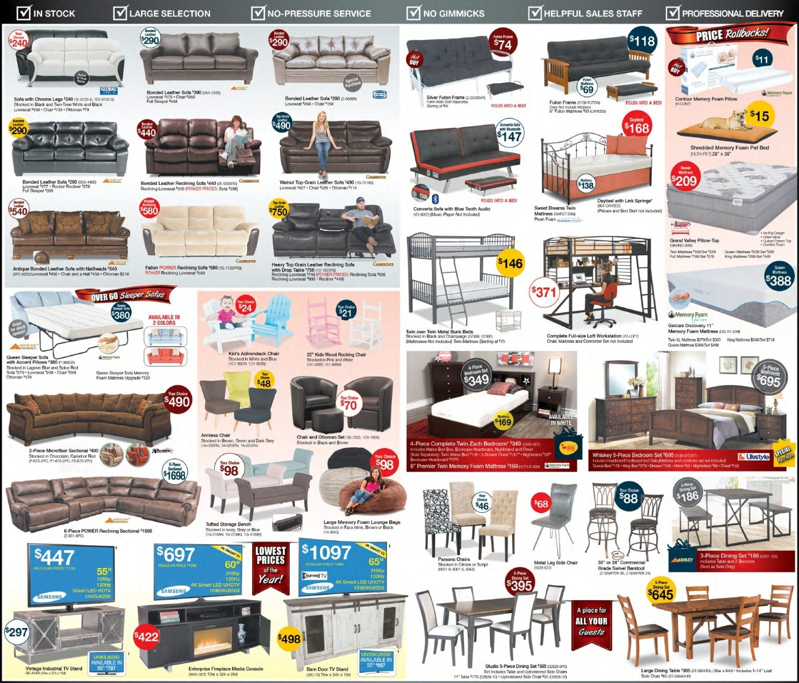 Furniture Sales Black Friday American Furniture Warehouse Black Friday Ad 2016