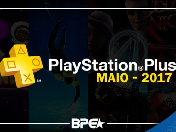 Playstation Plus - Maio 2017 (Blog)