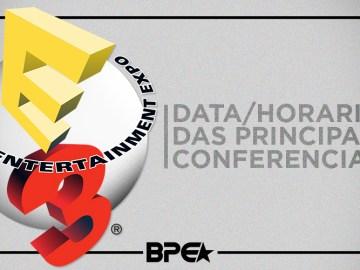 E3 2017 - Blog