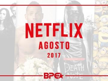Netflix - Agosto