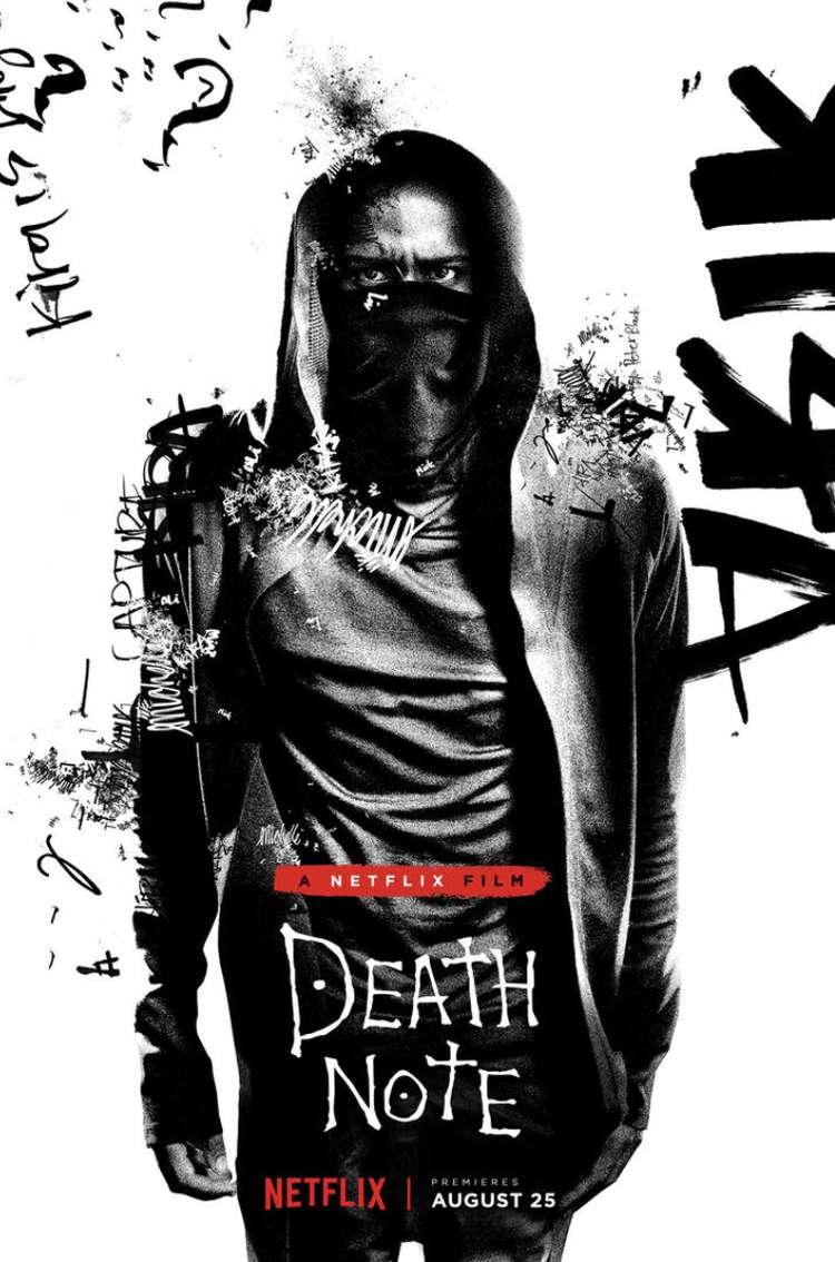 "Death Note: Netflix revela novo poster de ""L"" - Black Pipe"