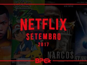 Netflix - Setembro