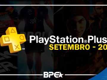 Playstation Plus - Setembro - BG