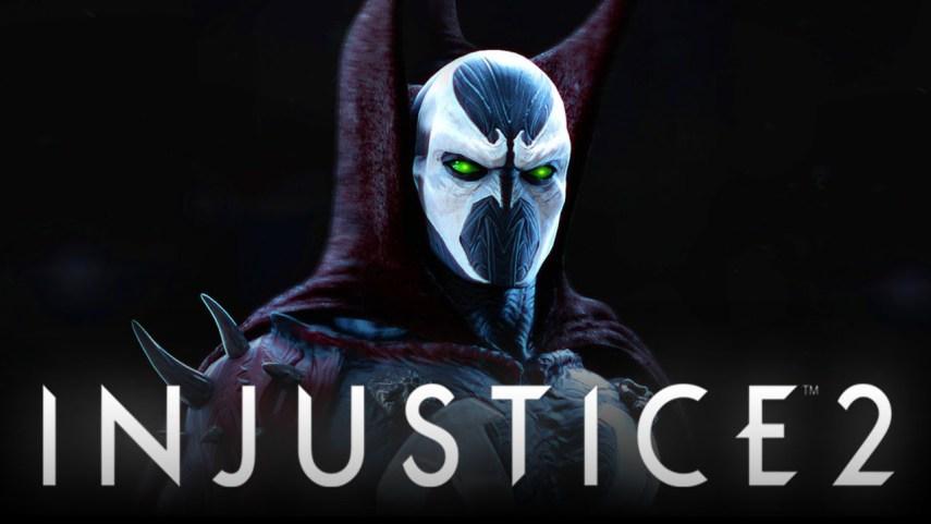 Spawn - Injustice 2