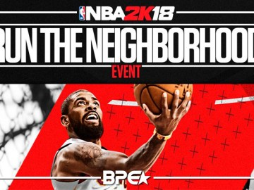 NBA2k18 - Run The Neighborhood