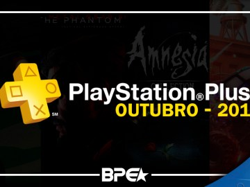 Outubro - Playstation Plus - Site