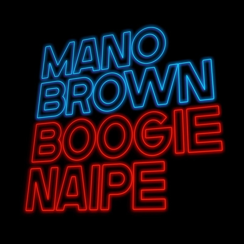 Capa do álbum Boogie Naipe (2016) de Mano Brown
