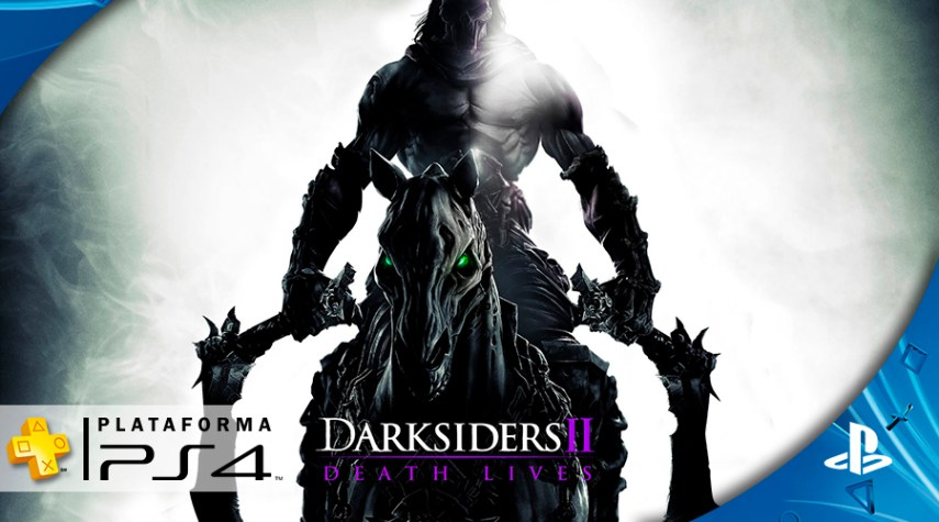 Playstation Plus - Dark Siders 2
