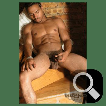 naked men erect in public