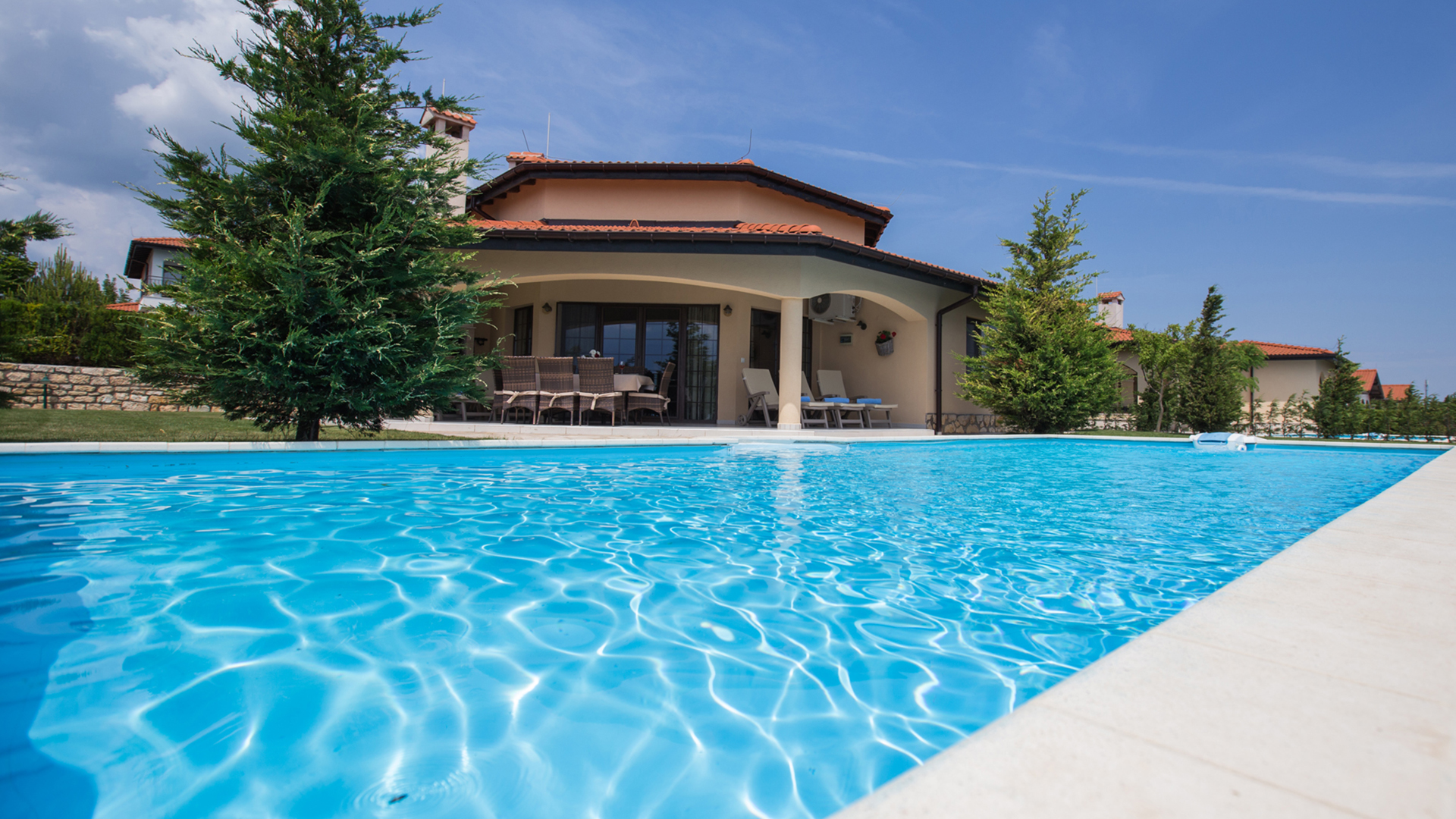 Pool Kaufen Real Holiday Vacation In Bulgaria Luxury Villas Blacksearama Golf