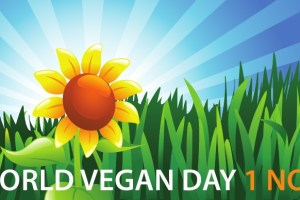 World Vegan Day – November 1, 2014