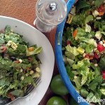 Southwestern Chopped Salad with Black Beans
