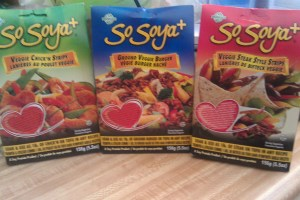 Product Review: So Soya Veggie Chick'n and Veggie Burger