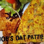 Product Review: Joe's Oat Patties Vegan Burger Mix